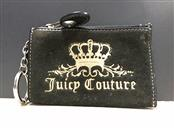 JUICY COUTURE SUEDE COIN PURSE